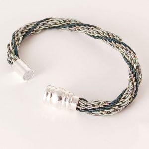 bracelet tressé rond angelique zrak